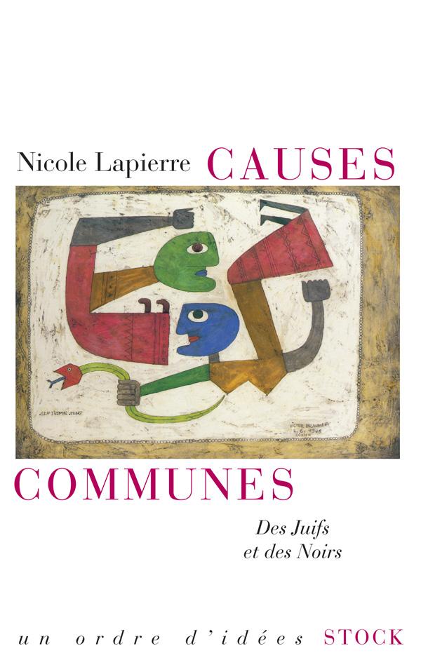 Couverture Causes Communes de Nicole Lapierre
