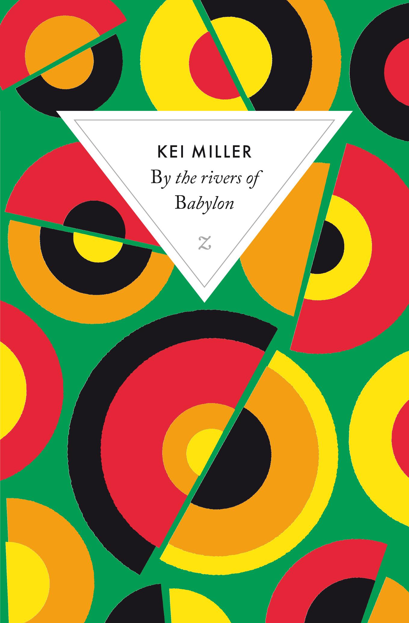Couverture du livre By the rivers of Babylon