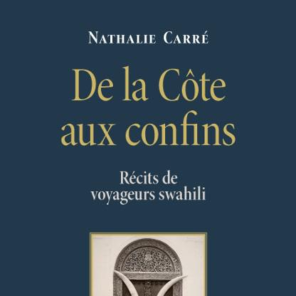 Couverture du livre De la Côté aux confins