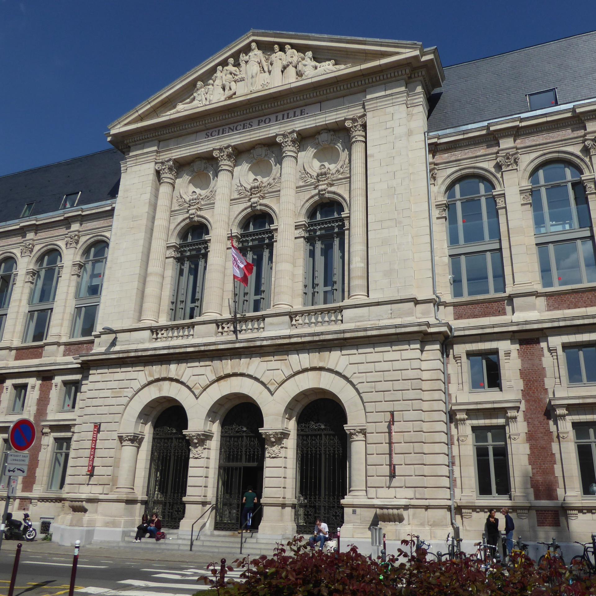 Sciences po Lille extérieur