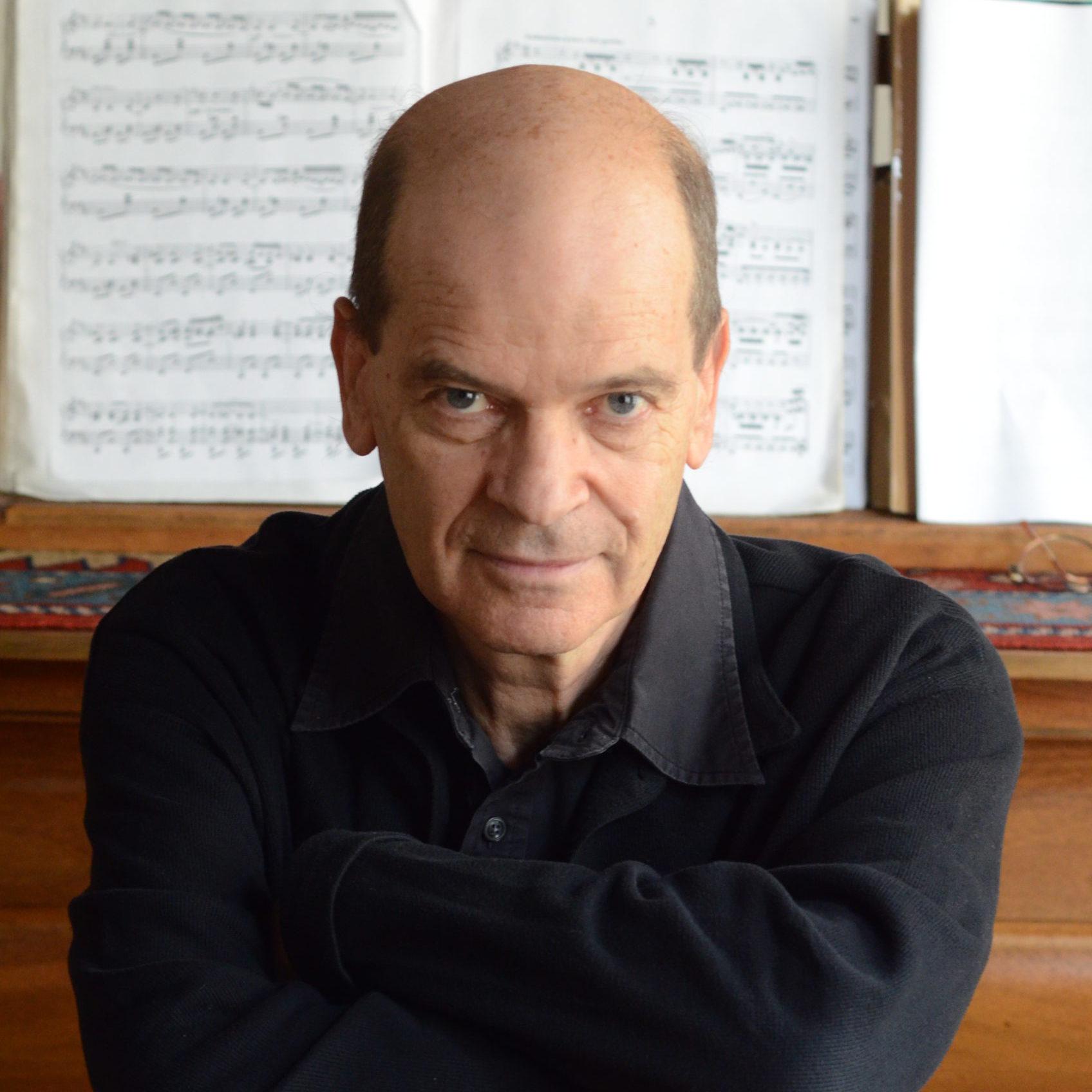 Portrait de Jean-Jacques Greif