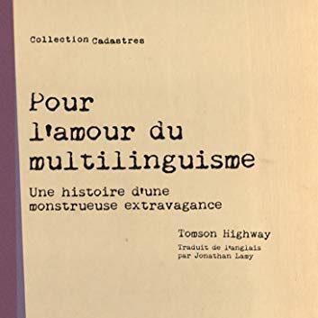 Couverture du livre Pour l'amour du multilinguisme