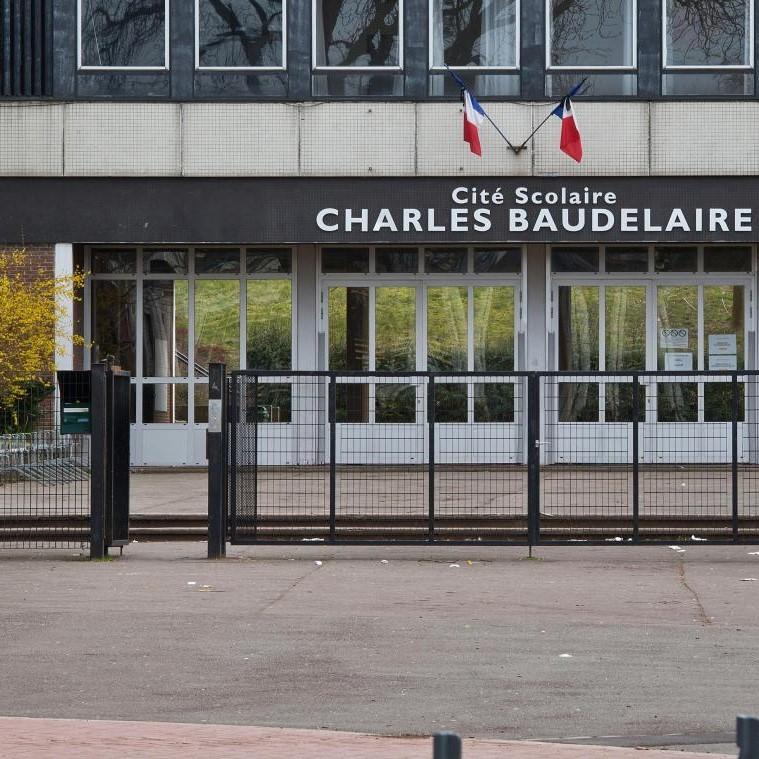 Lycée Baudelaire de Roubaix