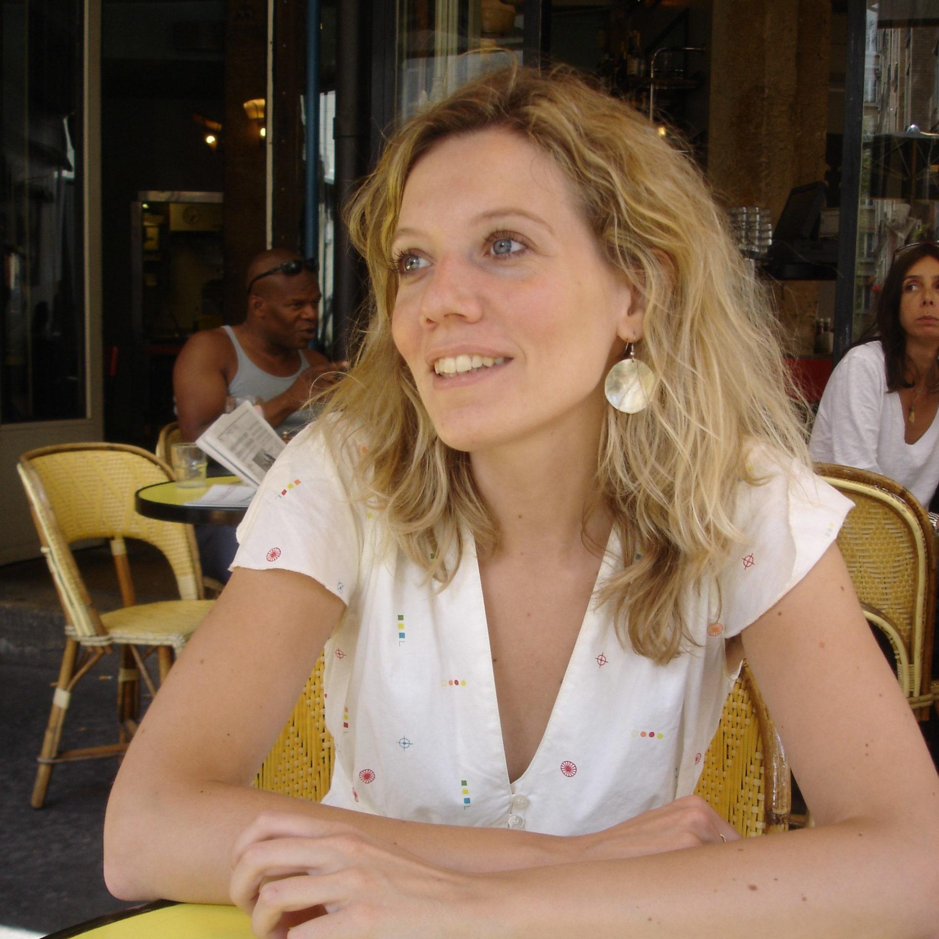Portrait de Céline Leroy