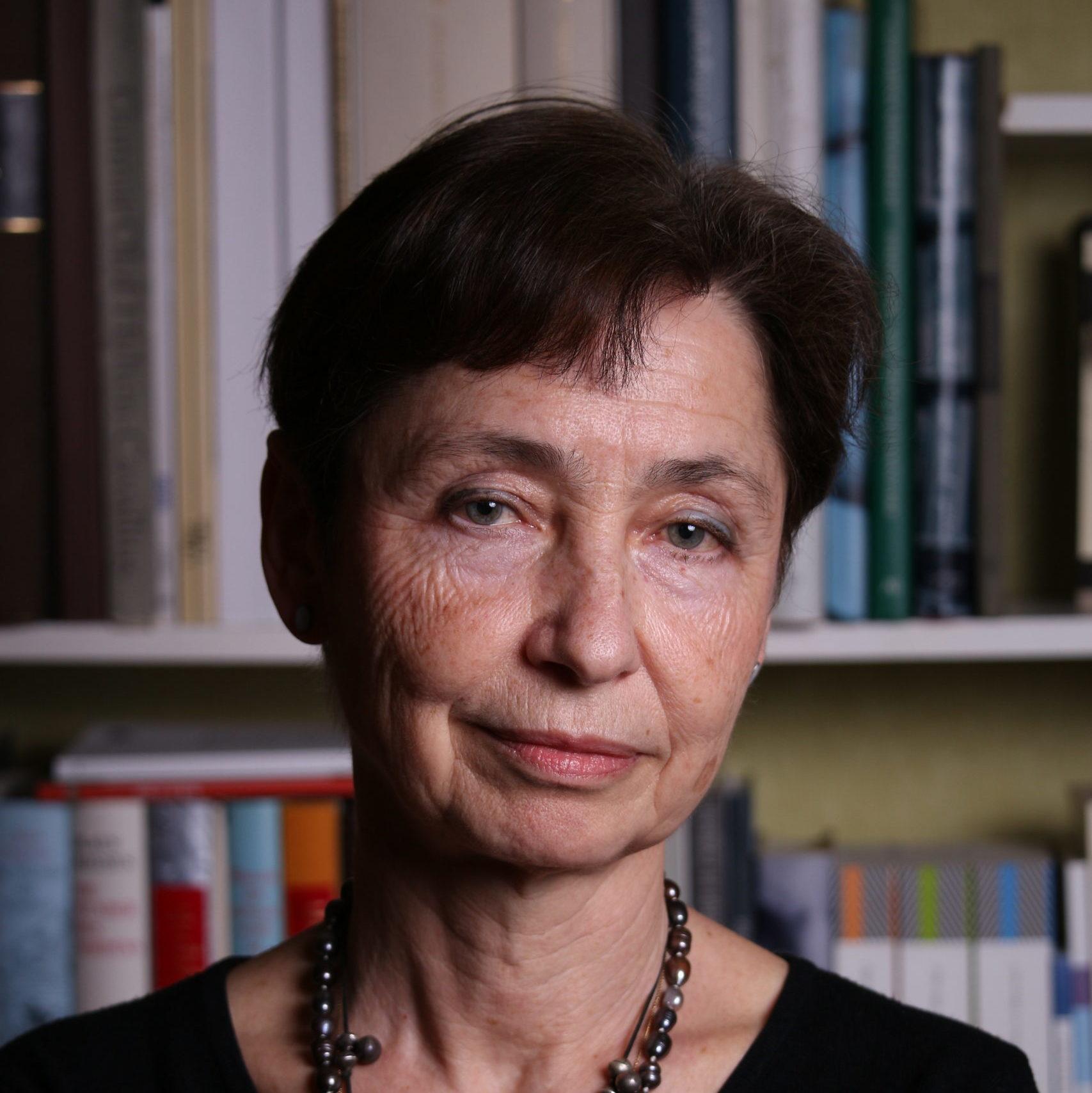 Portrait d'Elena Balzamo