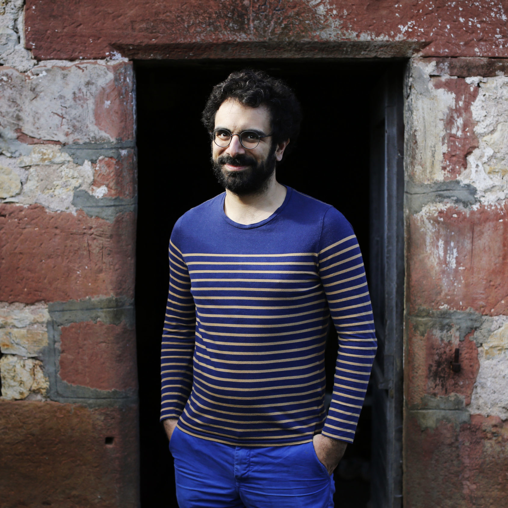 Portrait de Nabil Wakim
