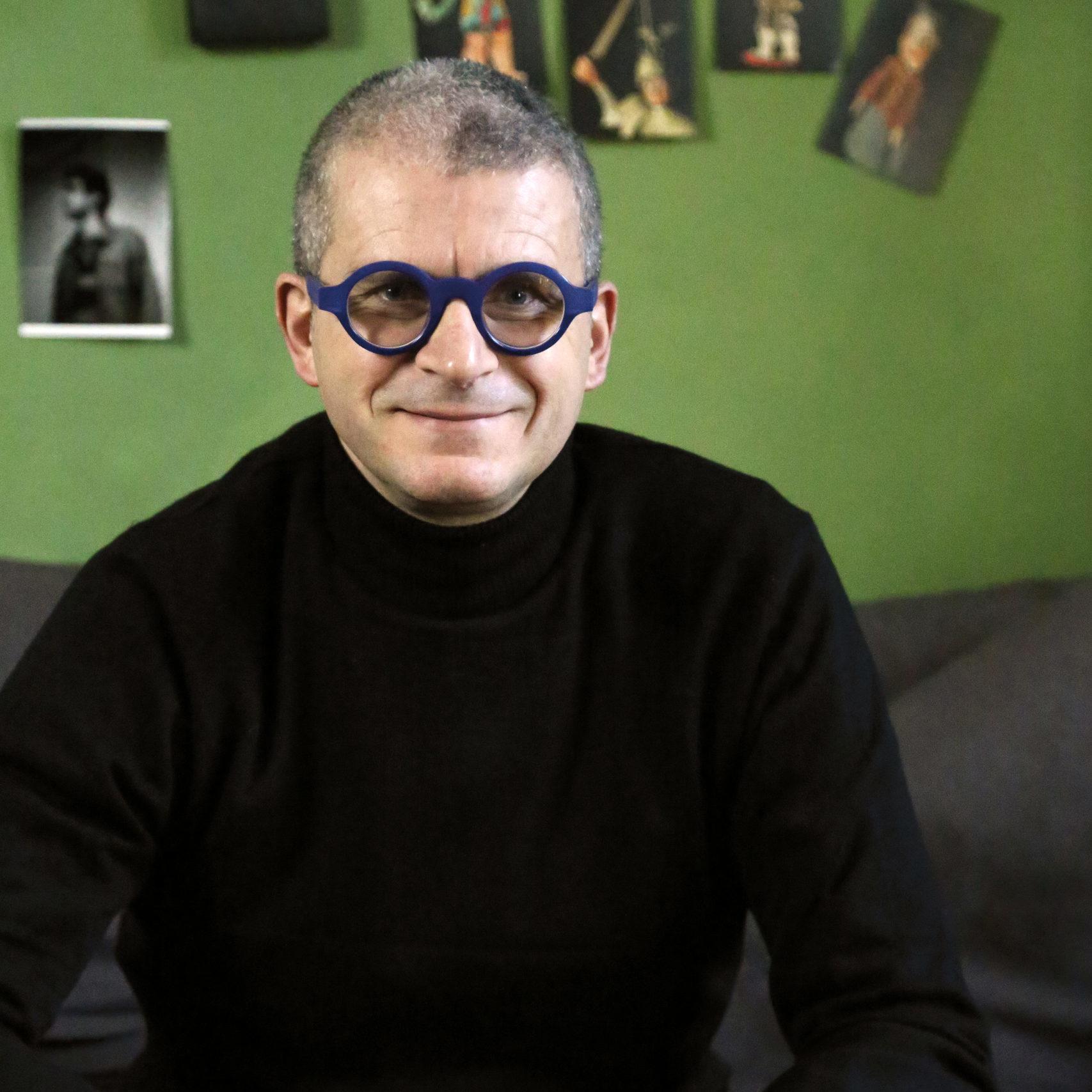 Portrait d'Olivier Desmettre
