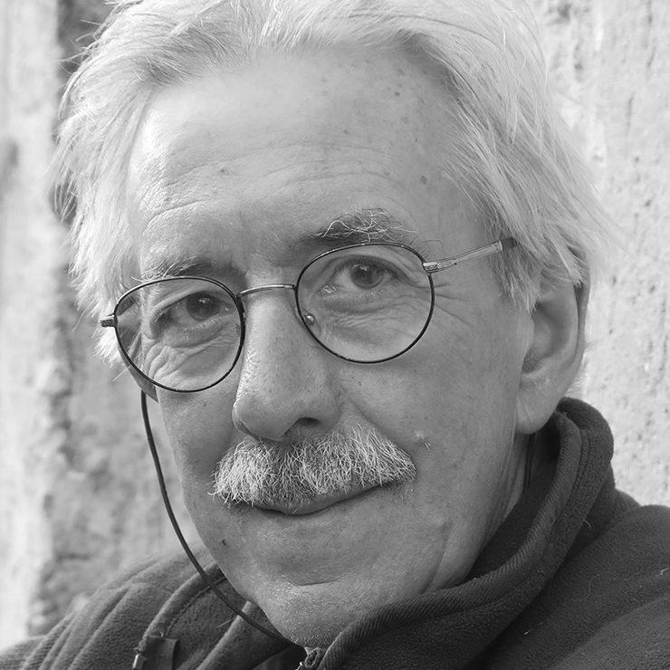 Portrait d'Henry Colomer