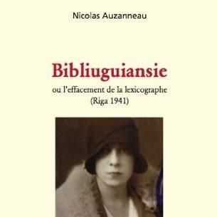 Couverture du livre Bibliuguiansie de Nicolas Auzanneau