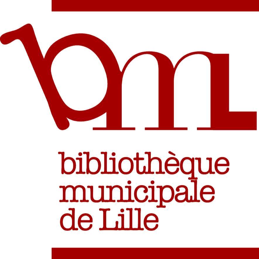 Logo Bibliothèque municipale de Lille