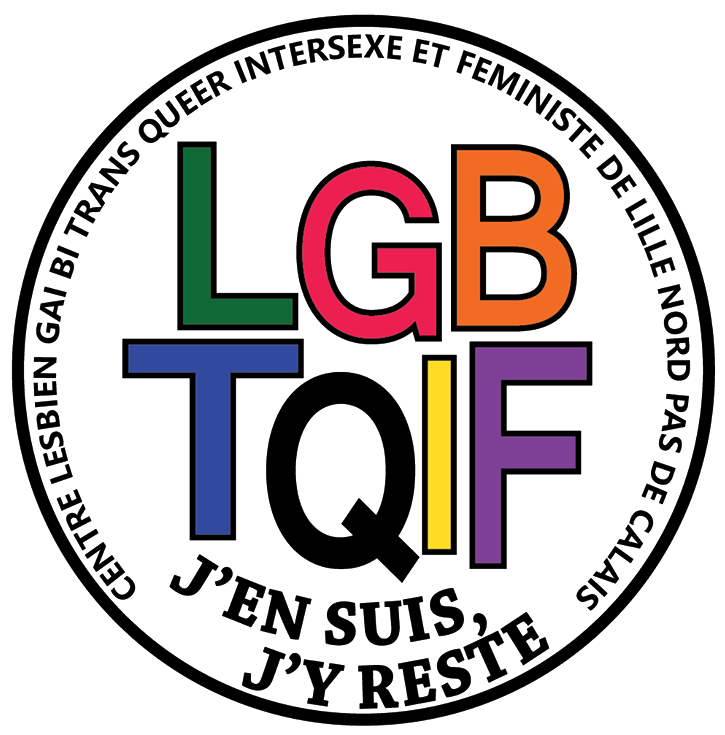 Logo Centre LGBTQIF J'en suis j'y reste