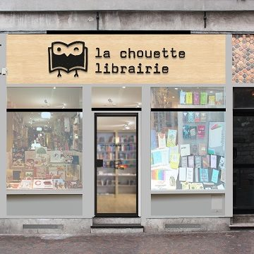 La chouette librairie devanture