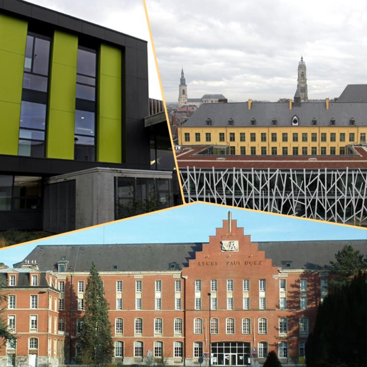 Collage projets pédagogiques 2020-2021
