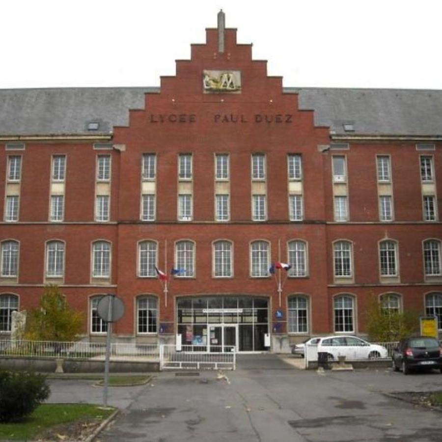 Cité scolaire Paul Duez (Cambrai)