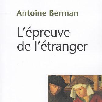 Couverture du livre L'épreuve de l'étranger