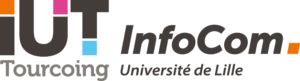 Logo IUT InfoCom Lille