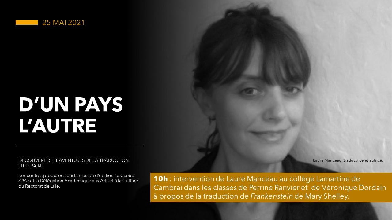 Projets pédagogiques 2020-2021 Laure Manceau