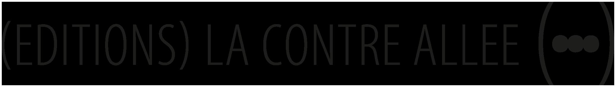 Logo La Contre Allée