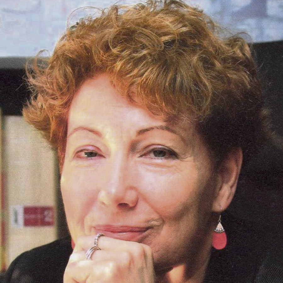 Portrait d'Eliane Viennot