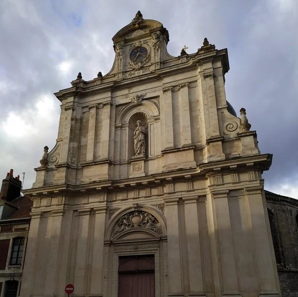 Église désacralisée Sainte-Marie-Madeleine (Lille)