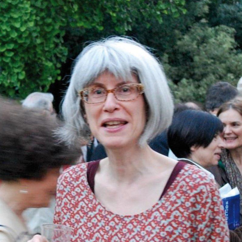 Portrait de Corinna Gepner