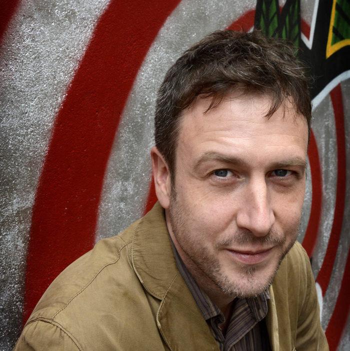 Portrait d'Alexis Bernaut