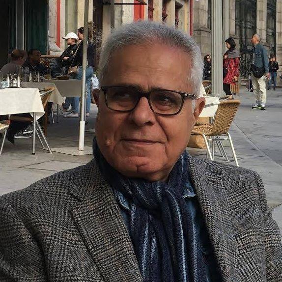 Portrait de Badr-Eddine Arodaky