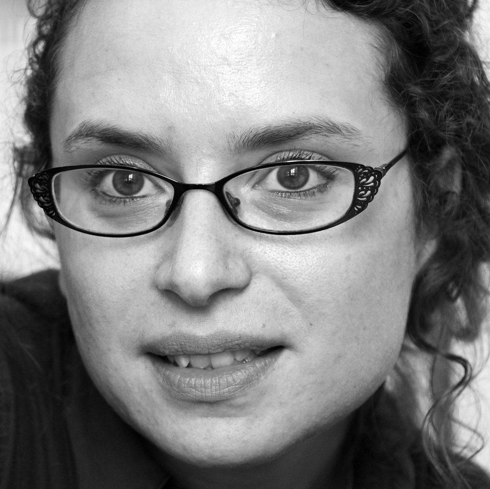 Portrait de Myriam Suchet