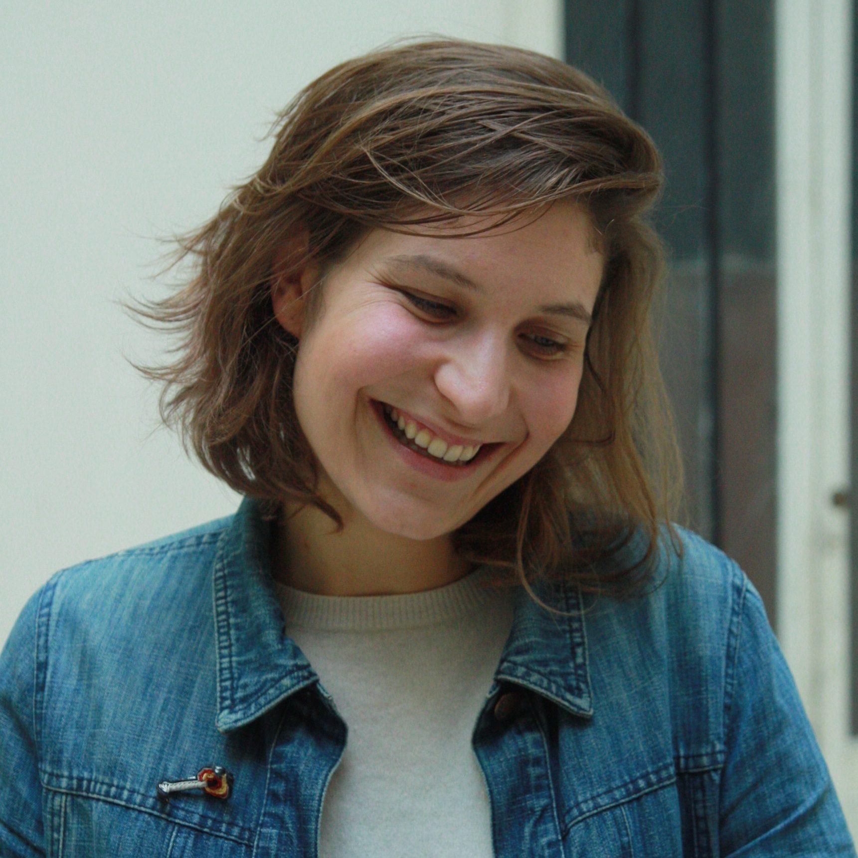 Portrait de Clémence Hedde