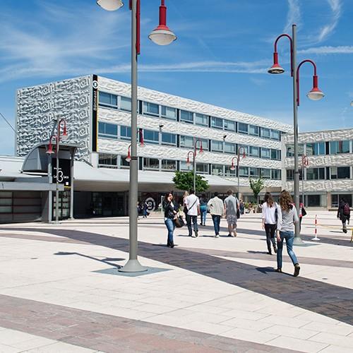 Université de Lille, Campus Pont de bois