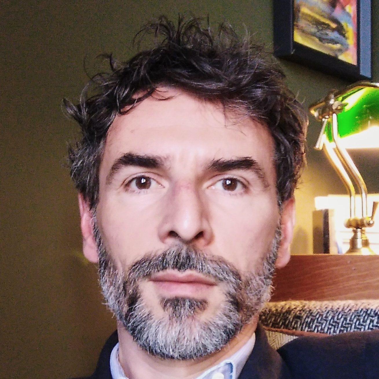Portrait de Frédéric Yvan