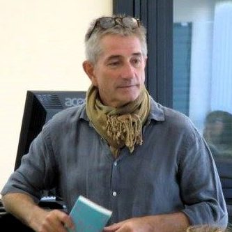Portrait de Jérôme Nicolas