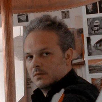 Portrait de Thomas Chaumont