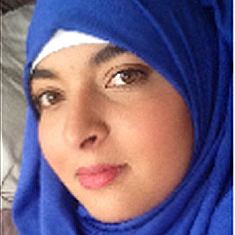 Portrait d'Oumayma Hamdani
