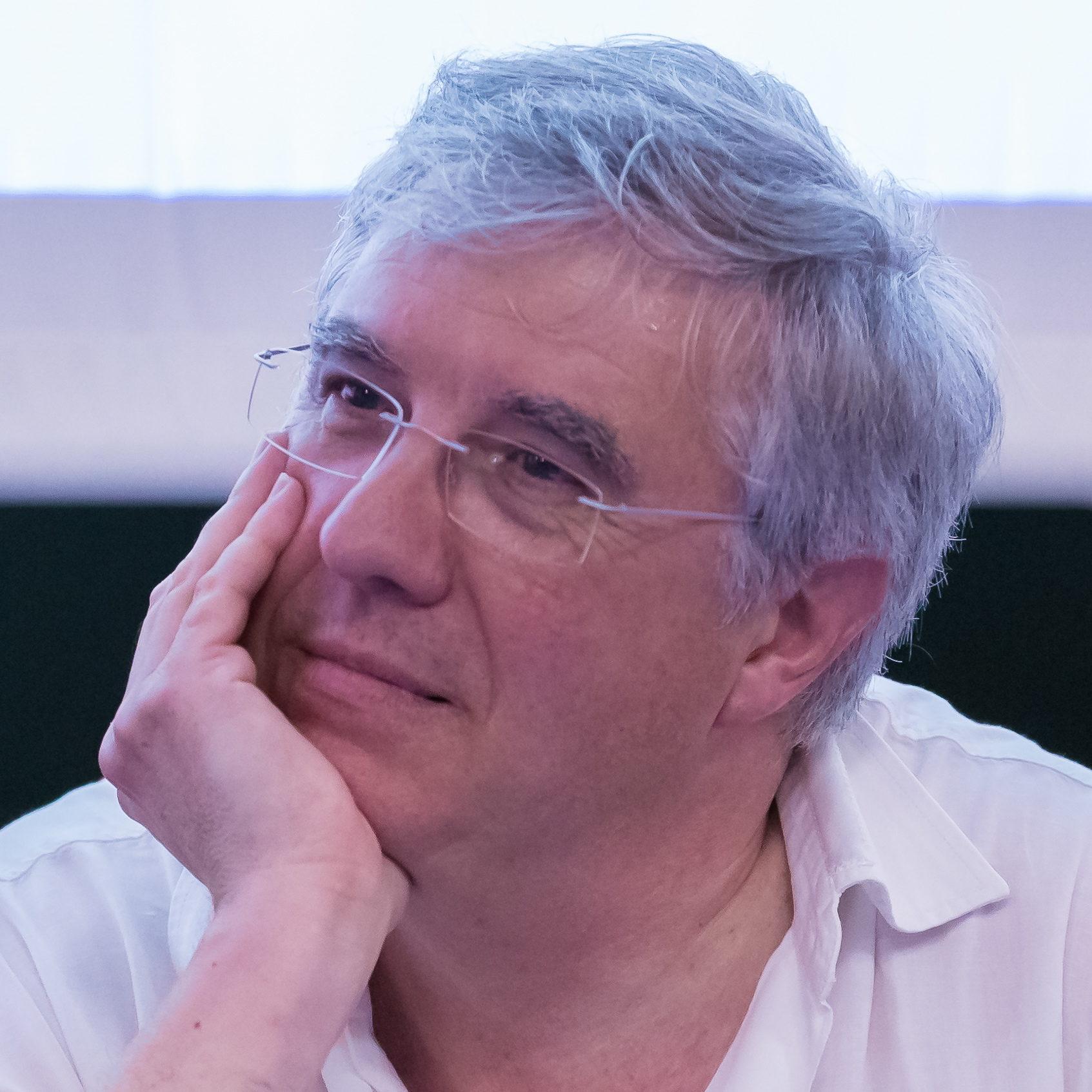 Portrait de Philippe Blanchet
