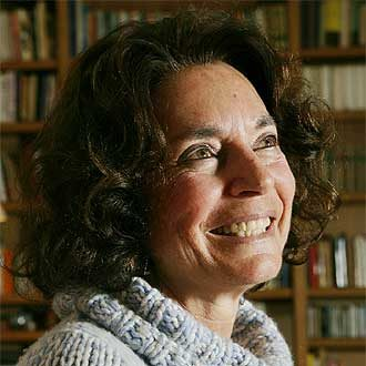 Portrait d'Aline Schulman