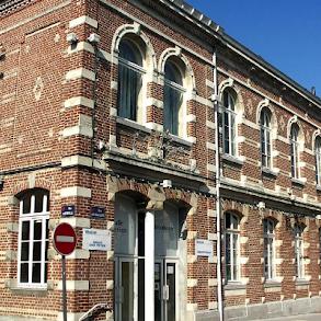 Médiathèque de Wazemmes (Lille)